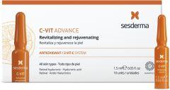 Sesderma C-vit Ax+ Advance Ampoules New (10x1,5mL)
