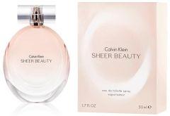 Calvin Klein Sheer Beauty EDT (50mL)