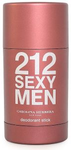 Carolina Herrera 212 Sexy Men Deostick (75mL)