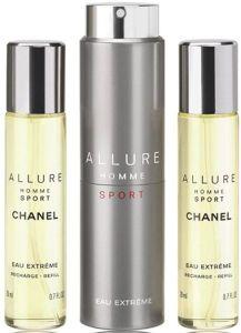 Chanel Allure Sport Eau Extreme EDT (3x20mL)