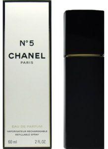 Chanel No5 EDP (60mL) refillable spray
