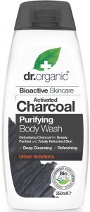 Dr. Organic Charcoal Body Wash (250mL)