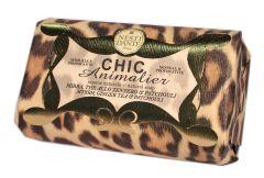 Nesti Dante Soap Chic Animalier Bronze Leopard (250g)