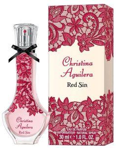 Christina Aguilera Red Sin EDP (15mL)