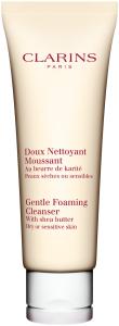 Clarins Gentle Foaming Cleanser (125mL) Dry or Sensitive Skin