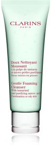 Clarins Gentle Foaming Cleanser (125mL) For Oily Skin