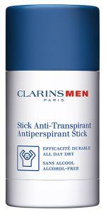 Clarins Men Antiperspirant Stick (75mL)