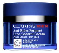 Clarins Men Line Control Cream (50mL) Dry Skin