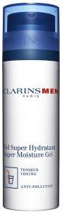 Clarins Men Super Moisture Gel (50mL)