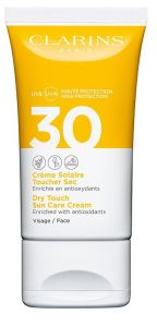Clarins Sun Care Dry Touch Facial Sun Care SPF30 (50mL)