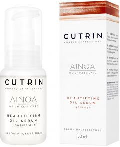 Cutrin Ainoa Beautyfying Lightweight Oil Serum (50mL)