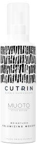 Cutrin Muoto Weightless Volumizing Mousse (200mL)
