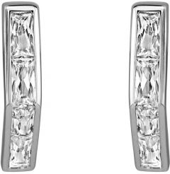 Buckley London Adelphi Stick Earrings CZE1030