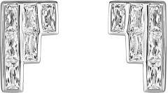 Buckley London Adelphi Staggered Earrings CZE1031