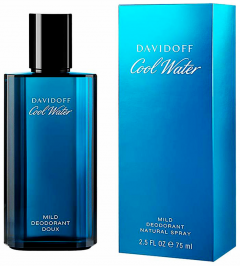 Davidoff Cool Water Pour Homme Mild Deodorant (75mL)