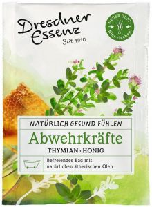 Dresdner Essenz Bath Essence For Immune System (60g)