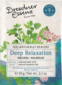 Dresdner Essenz Bath Essence Deep Relaxation (60g)