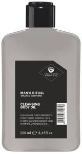 Dear Beard Man's Ritual Cleansing Body Oil (250mL)