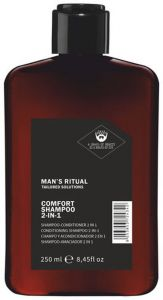 Dear Beard Man's Ritual Comfort Shampoo 2in1 (250mL)
