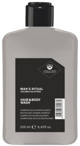 Dear Beard Man's Ritual Hair & Body Wash (250mL)