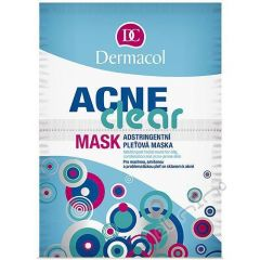 Dermacol AcneClear Mask (16mL)
