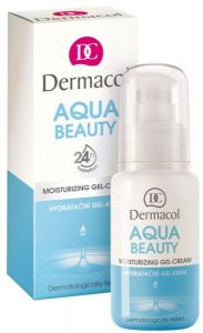 Dermacol Aqua Beauty Moistyurizing Gel-Cream (50mL)