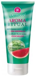 Dermacol Aroma Ritual Energizing Body Lotion (200mL) Fresh Watermelon