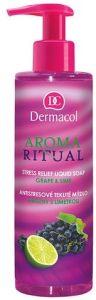 Dermacol Aroma Ritual Liquid Soap (250mL) Grape&Lime