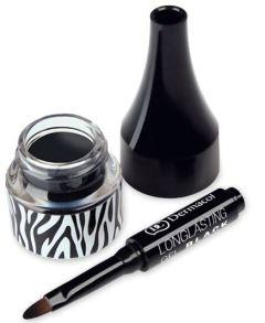 Dermacol Longlasting Gel Black Eye Liner (2g) Black