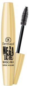 Dermacol Mega Lashes Mascara (13mL) Shade black