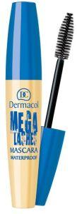 Dermacol Mega Lashes Waterproof Mascara (12,5mL) Black