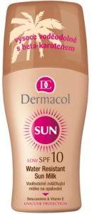 Dermacol Sun Milk Spray (200mL) SPF10 Water-Resistant