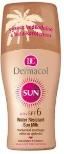 Dermacol Sun Milk Spray (200mL) SPF6 Water-Resistant