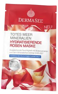 Dermasel Hydrating Rose Mask (12mL)