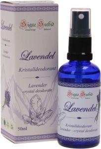 """Signe Seebid Crystal Deodorant """"Lavender"""" (50mL)"""