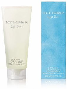 Dolce & Gabbana Light Blue Bath and Shower Gel (200mL)