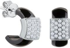 Dondella Earrings Ceramic Smooth CJT4-1-E