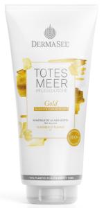 Dermasel Cream Shower Gel Gold (200mL)