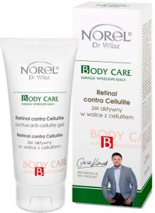 Norel Dr Wilsz Retinol Contra Anti-Cellulite Gel (250mL)