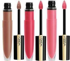 L'Oreal Paris Rouge Signature Empowereds Lip Ink (7mL)