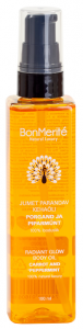 BonMerité Radiant Glow Body Oil Carrot (100mL)