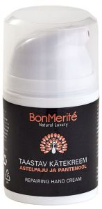 BonMerité Repairing Hand Cream Sea Buckthorn And Panthenol (50mL)