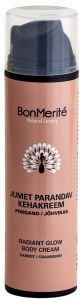 BonMerité Radiant Glow Body Cream Carrot / Cranberry (200mL)