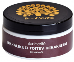 BonMerité Skin Toning Bb Body Cream Cocoa Butter (230mL)