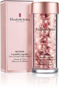 Elizabeth Arden Retinol Ceramide Capsules Line Erasing Night Serum (60 Capsules)