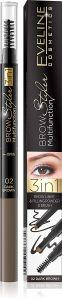 Eveline Cosmetics Brow Styler 3in1 Multifunction
