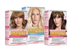 L'Oreal Paris Excellence Creme Permanent Hair Colour with Triple Protection