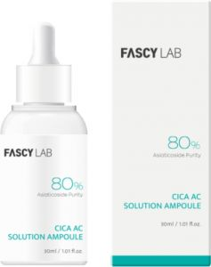 FASCY Lab Cica AC Solution Ampoule (30mL)