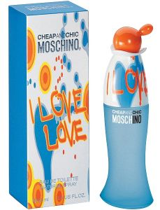 Moschino I Love Love EDT (100mL)