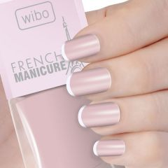 Wibo French Manicure Nail Polish (8,5mL) 3
